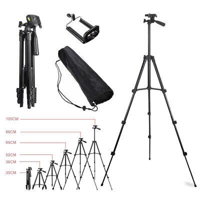 Tripod Stand Mount For Digital Camera Camcorder Phone Holder iPhone DSLR SLR UK 5