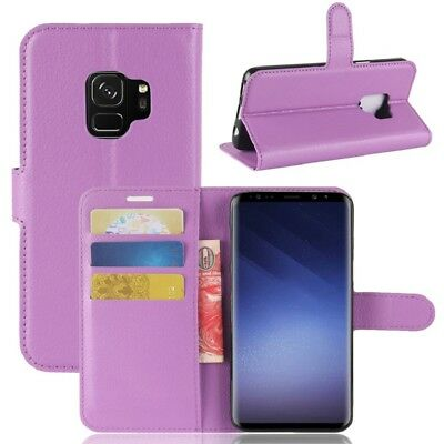 Wallet Leather Cardholder Flip Case Cover For Samsung Galaxy S8 S9 S10 S10E Plus 5