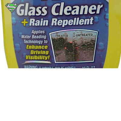 Rainx 2 In 1 Glass Cleaner 680ml 3