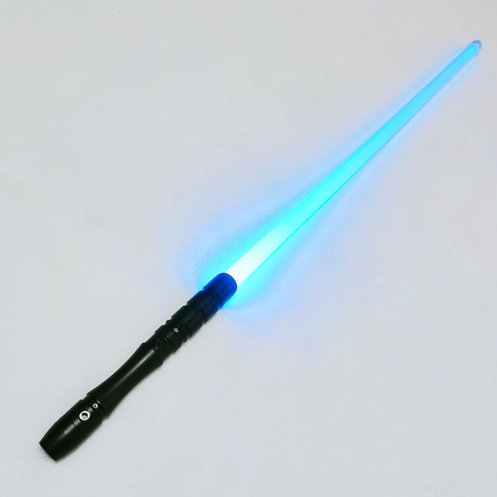 Star Wars Lightsaber Replica Force FX Heavy Dueling Rechargeable Metal Handle 2