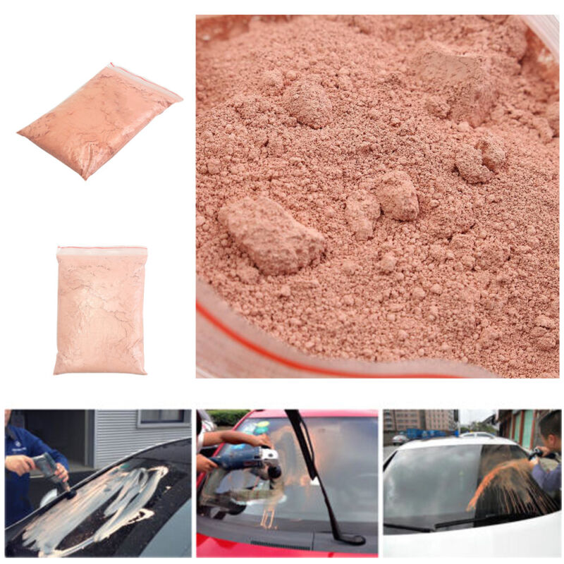 50g Glass Polishing Powder Oxide Cerium Composite Powder For Car Windows Car Polishing Tool Back To Search Resultstools