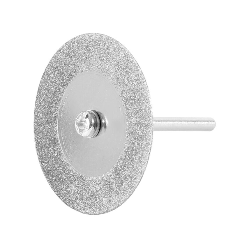 10x Diamond Cutting Off Disc Saw Blades Grinding Wheel for Dremel Rotary 30mm CC 10