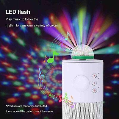 USB LED RGB Disco Stage Light Party Club DJ KTV Xmas Magic Phone Ball Lamps HOT 5