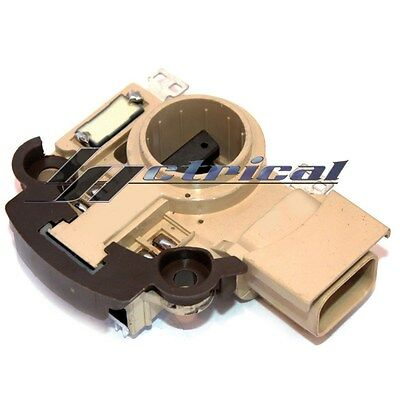 NEW ALTERNATOR VOLTAGE REGULATOR BRUSH HOLDER BRUSHES Fits MAZDA MPV 6 2.3L 2.5L