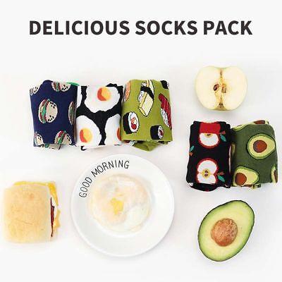 55 Styles Men Women Harajuku Food Animal Creative Sock Novelty Funny Socks Sox 10