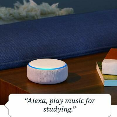 Amazon Echo Dot 3rd Generation Smart Speaker with Alexa - New - UK-stock !!! 3