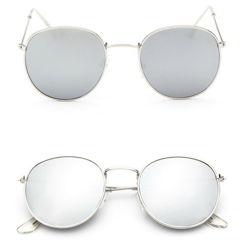 Fashion Mirrored Cat Eye Oversized Classic Retro Design Men Women Sunglasses 6
