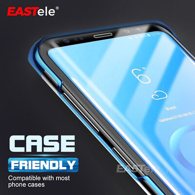 3x HYDROGEL Screen Protector Samsung Galaxy S10 5G S20 Ultra S9 S8 Plus Note 10 7