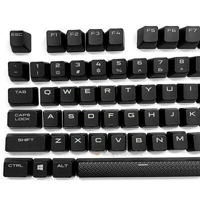 NEW SINGLE Original Replacement Keycap Corsair K70 RGB LUX//Rapidfire//Strafe//K65