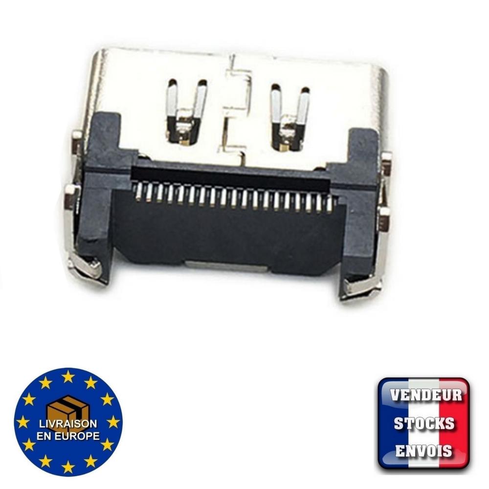 Connector HDMI Playstation 4 PS4 - Port V2 socket  19 pin - CUH 1004 1216 1116 4