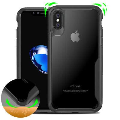 Coque Housse Protection Pour iPhone X/6/6S/Plus/7/8 XR XS MAX Rigide Antichoc 3