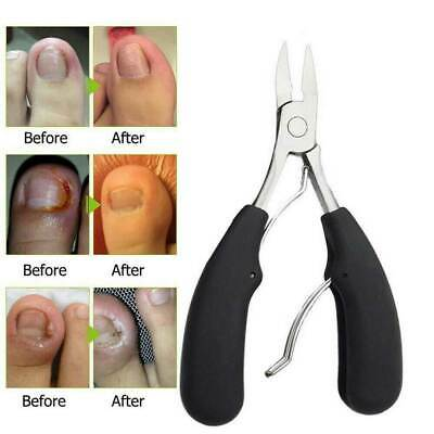 Toenail Clippers for Thick Ingrown Toe Nails Heavy Duty Precision Nail Scissor 9