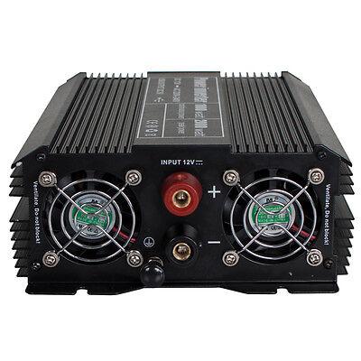 Spannungswandler Inverter 12V auf 230V 1000 2000 W Watt Wechselrichter KFZ PKW 4
