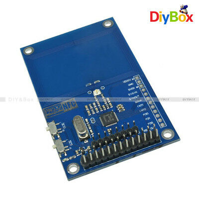PN532 NFC RFID Reader/Writer Controller Shield KITS For Arduino PN532  Red/Blue