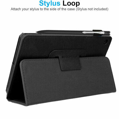 """for Amazon Fire 7"""" 2019 9th Generation Leather Flip Smart Case Stand Cover 8"""