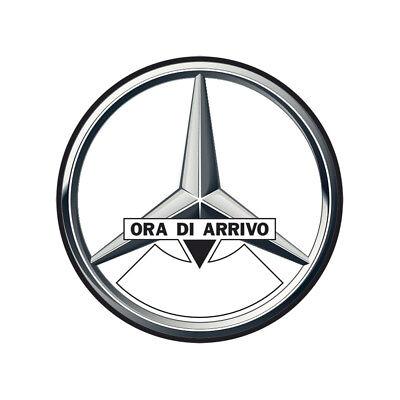 Disco Orario Adesivo Gadget Auto Personalizzato Inter