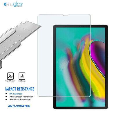 "Genuine Nuglas Tempered Glass Screen Protector Samsung Galaxy Tab S5e 10.5"" 9"