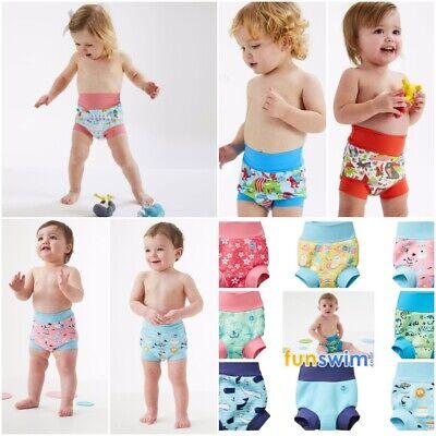 Splash About Happy Nappy Swim Baby Toddler UVPF50+ Birth 3yrs Reusable Sun Safe 2
