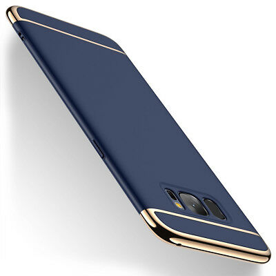 Hybride Housse Coque Samsung S8 S9 Plus S7 S6 Edge A3 A5 A7 A8 J3 J5 J7 Note 8 6