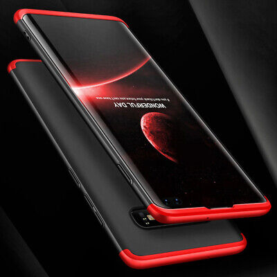 Thin Shockproof Slim Case + Screen Protector For Samsung Galaxy S10/S9/S8 Plus 5