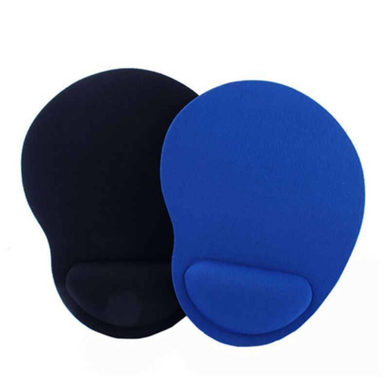 Ergonomic Comfort Wrist Support Mouse Pad Mice Mat Computer PC Laptop Non Slip