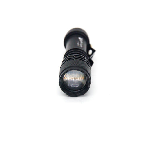 10pcs Ultrafire Tactical 20000lm Zoom LED Flashlight Torch Lamp Light T6 14500 5