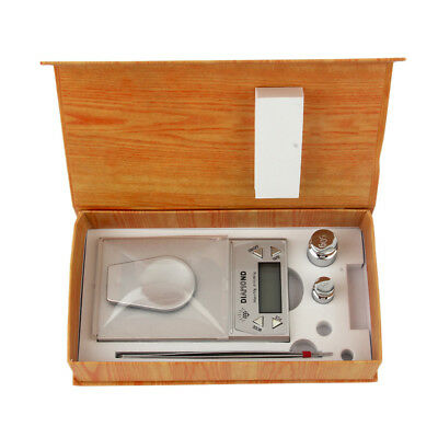 0.001g - 20g 1mg  Electronic Digital Jewelry Gold Mini Pocket Weighing Scales UK 4
