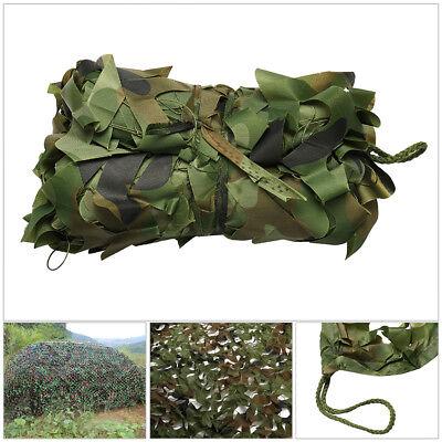 Filet Camouflage Forêt Jungle Camo Net Camping Chasse Cacher Armée Militaire PB 3