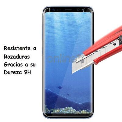 Cristal Templado 3D 5D IPHONE XS - IPHONE 11 PRO Protector CURVO Negro a4290 nt 9