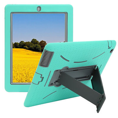 Shock Proof Protective Case Cover Stand For Apple iPad 4 3 2 Mini Air Heavy Duty 8