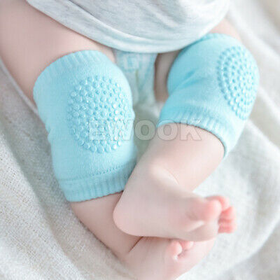 Unisex Baby Crawling Cushion Knee Pads Safety Infant Toddler Anti-slip Protector 5