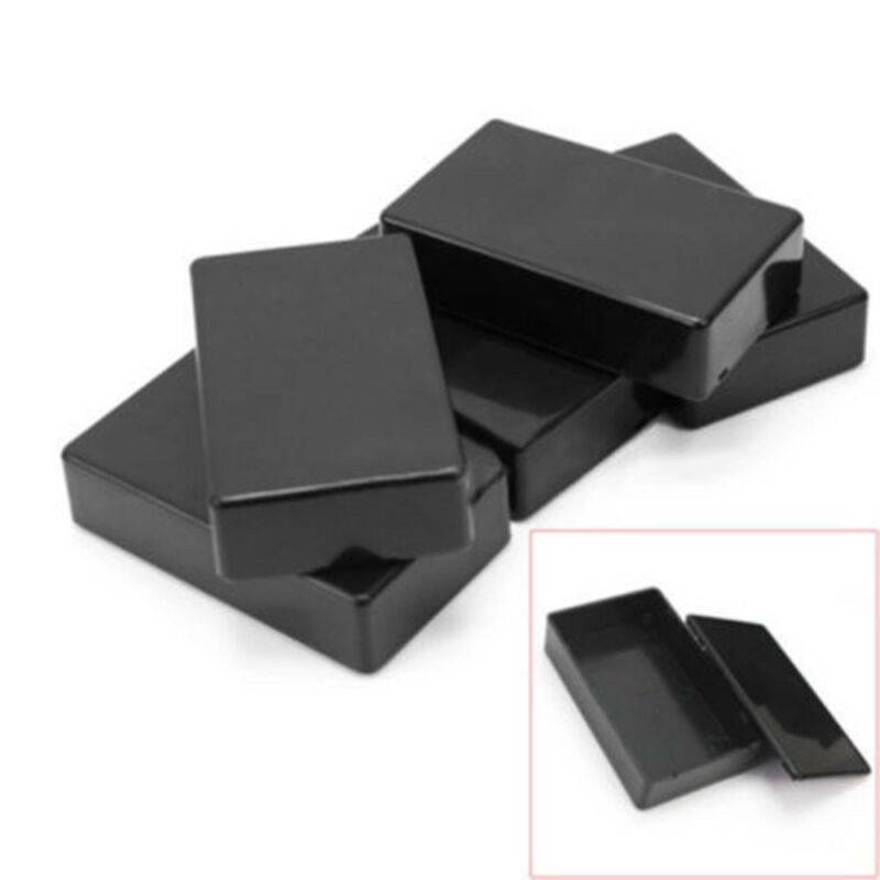 DIY ABS Plastic Electronic Project Box Waterproof Cover Project Instrument Case 5
