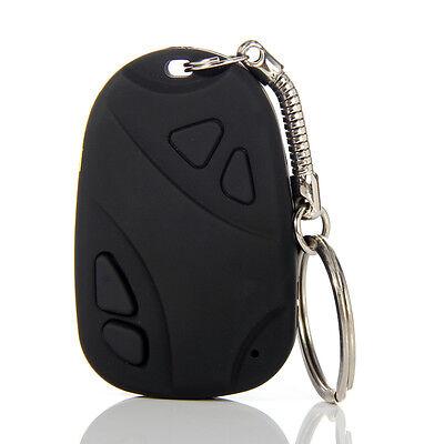 16GB Llave Coche Colgante Escondido Llave Cámara Spy Grabadora de Voz A6 2