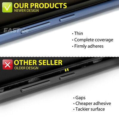 EASTele Samsung Galaxy S10 S9 S8 Plus Note 9 HYDROGEL AQUA Full Screen Protector 8