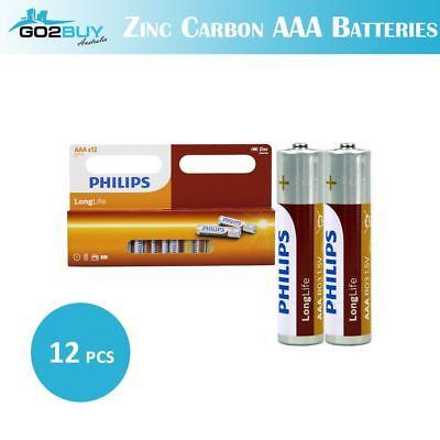 GENUINE TOSHIBA Zinc Carbon AA AAA Battery Super Long Lift Batteries 7