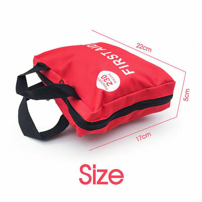 230 Pieces First Aid Kit-A Must Have for Every Family ARTG Registered 2