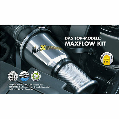 raid hp Sportluftfilter Maxflow mit §19.3 Opel Astra G 2.0I 16V Turbo 192 PS