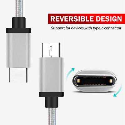 TYPE-C USB-C Data FAST CHARGING Charge Cable for Samsung S10 S9 S8 Plus Note 10 11