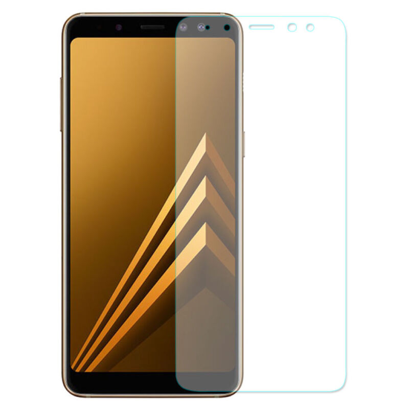 For Samsung Galaxy A8/A8Plus /J8 2018 9H Tempered Glass Film Screen Protector Y1 5