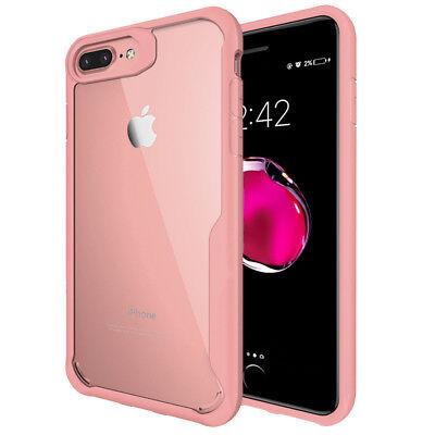 Coque Housse Protection Pour iPhone X/6/6S/Plus/7/8 XR XS MAX Rigide Antichoc 5