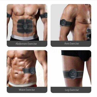Elettrostimolatore Vers. 2 Per Stimolare I Muscoli Addominali Braccia Gambe 6