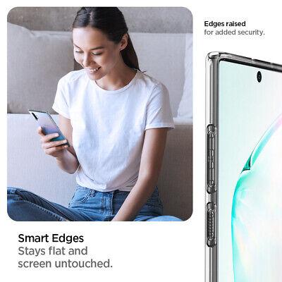 Galaxy Note 10, 10 Plus/10 Plus 5G Case | Spigen® [Liquid Crystal] Clear Cover 6
