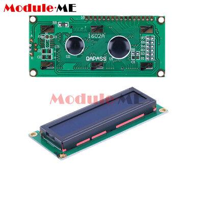 1/2/5/10X 1602 16x2 Character LCD Display Module HD44780 Controller Blue Arduino 4