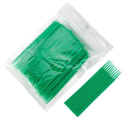 100/300/500pc Dental Micro Brush Disposable Material Tooth Applicators Medium 9