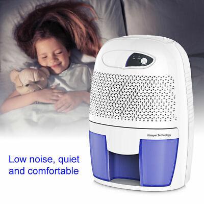 500ML Mini Air Dehumidifier Purifier Damp Moisture Dryer Home Bathroom  C 2