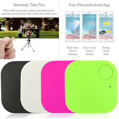 Bluetooth Tracking Finder Device Auto Car Pets Kids Motorcycle Tracker Track