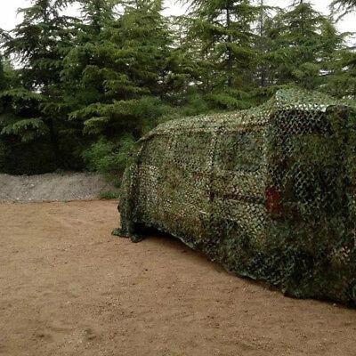 Filet Camouflage Forêt Jungle Camo Net Camping Chasse Cacher Armée Militaire PB 5