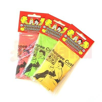 2 6 12 24 Whoopee Cushion Fart Toys Boys Girl Gift Favour Loot Party Bag Fillers 3