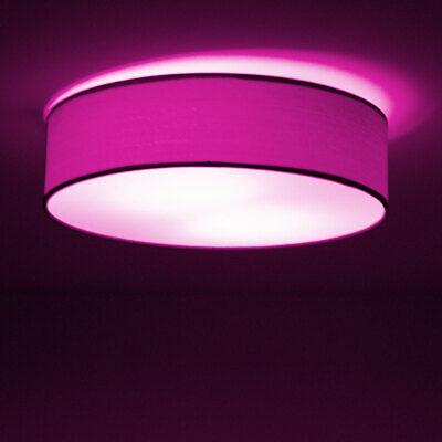 RGB LED Decken Lampe Fernbedienung Kristall Leuchte Design Strahler dimmbar rund
