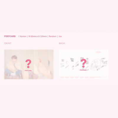 BTS MAP OF THE SOUL : PERSONA Album Ver1 CD+Photobook+Card+Etc+Tracking Number 5